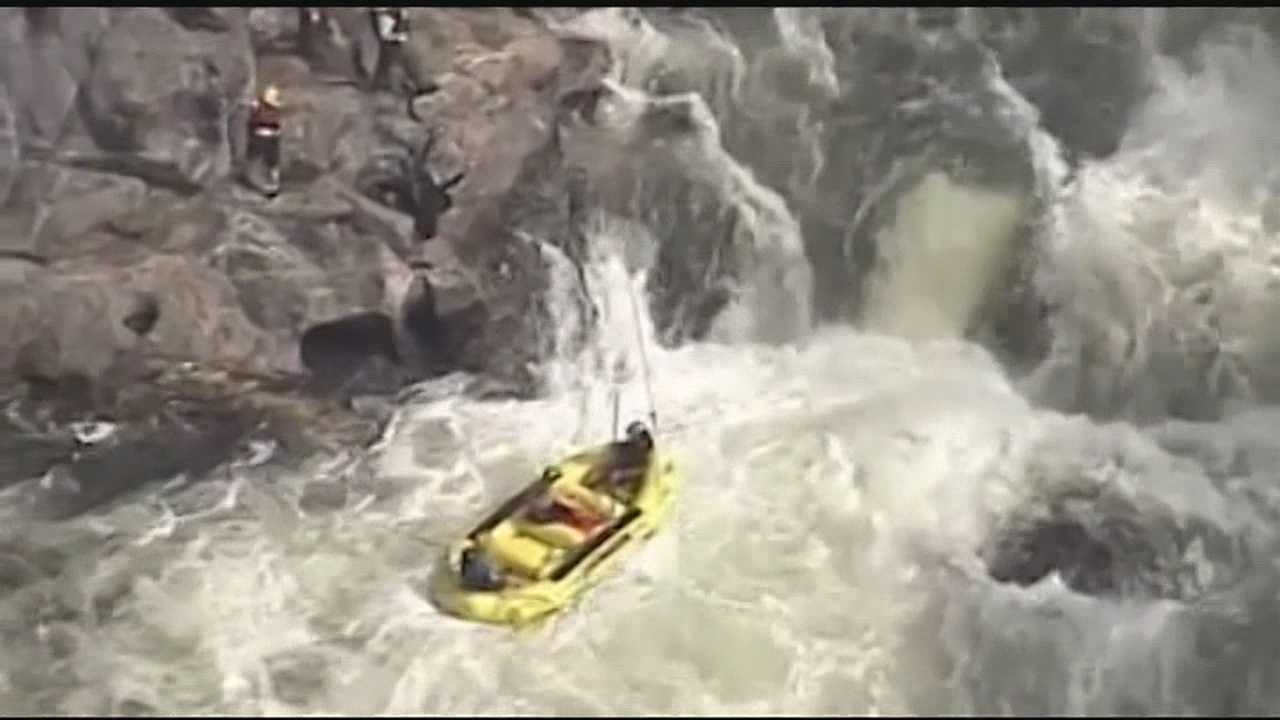 A benefit was held for the family of a Florida man that drowned in the Chattooga River.