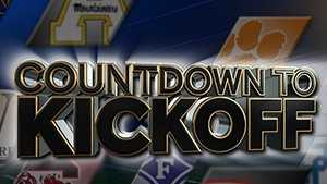 countdown to kickoff graphic