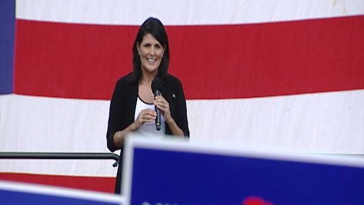 Haley reelection bid
