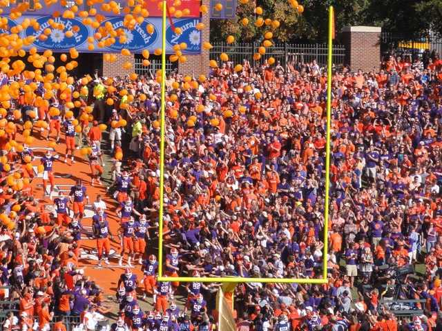 Clemson vs. Georgia, ESPN GameDay, game at 8 p.m.