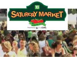 Saturday Market, downtown Greenville, 8 – noon