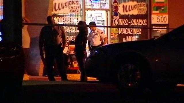 Deputies investigate fatal smoke shop robbery