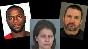 Click through these mug shots of those arrested or wanted in the Upstate in September...