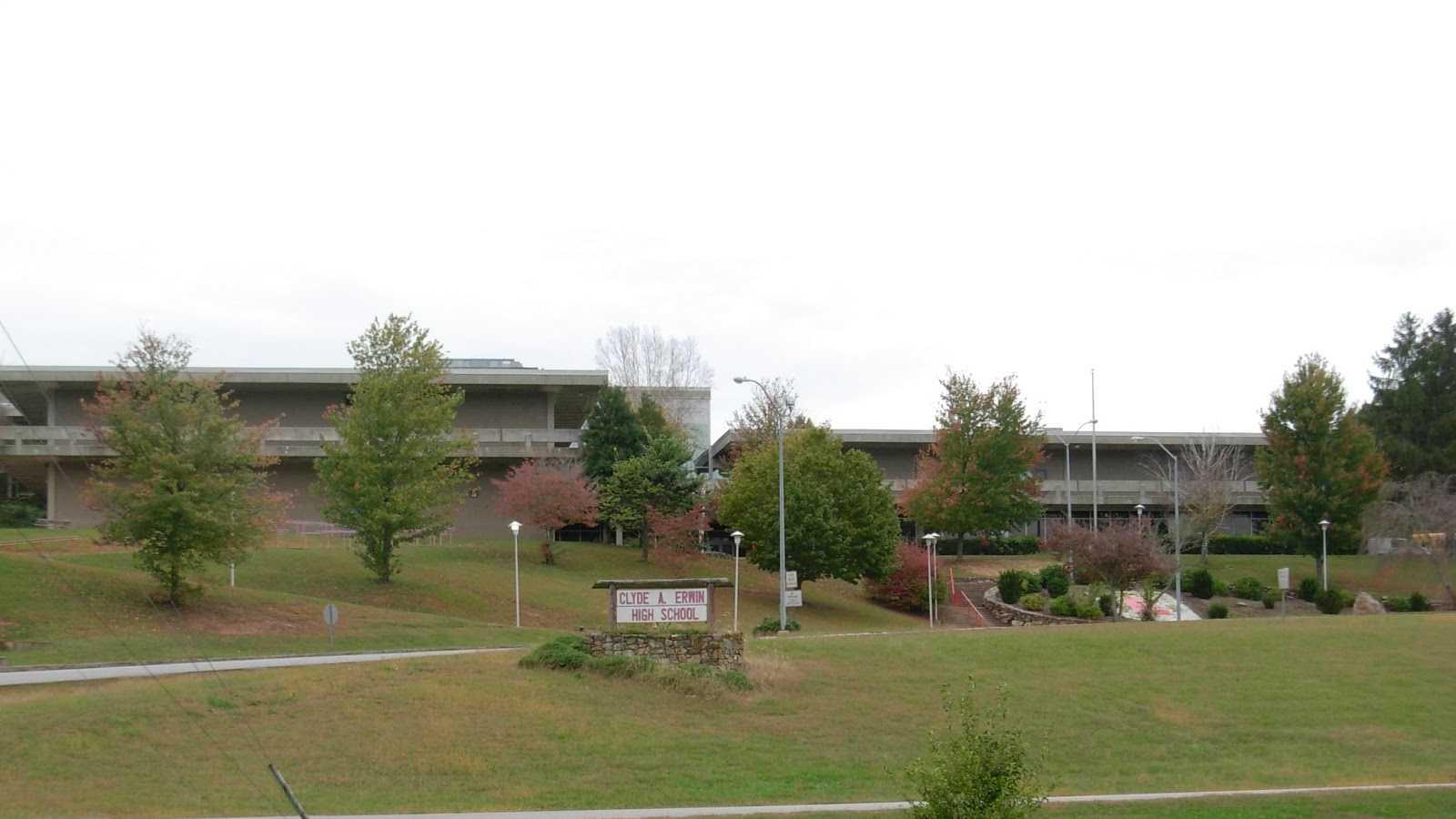 Erwin High School, Asheville
