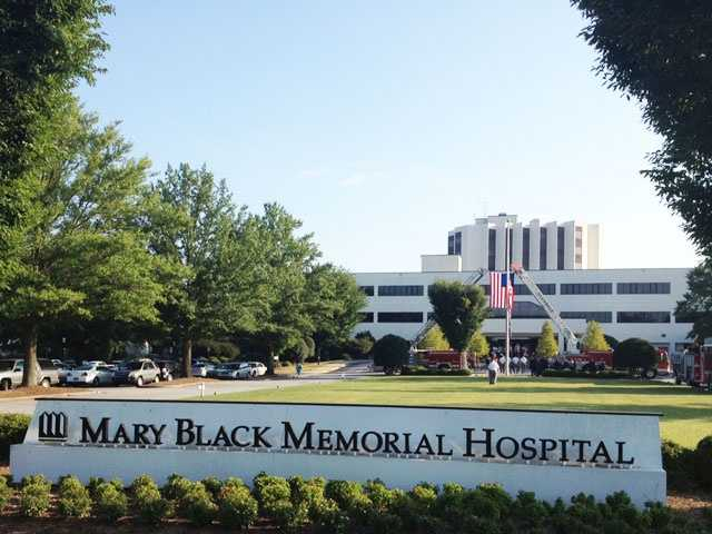 Mary Black Health System's Patriots Day Ceremony