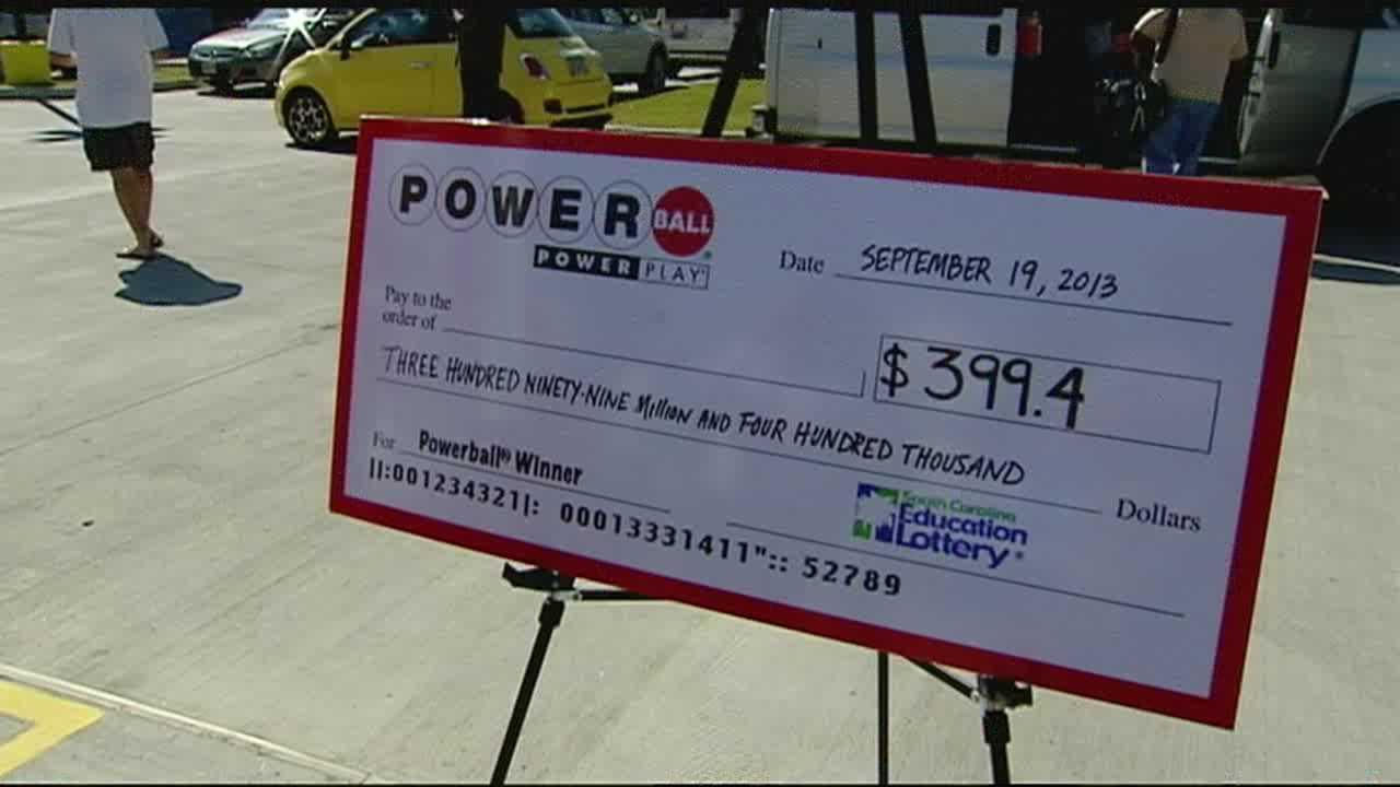 img-400 million winning Powerball ticket sold in South Carolina 6P H