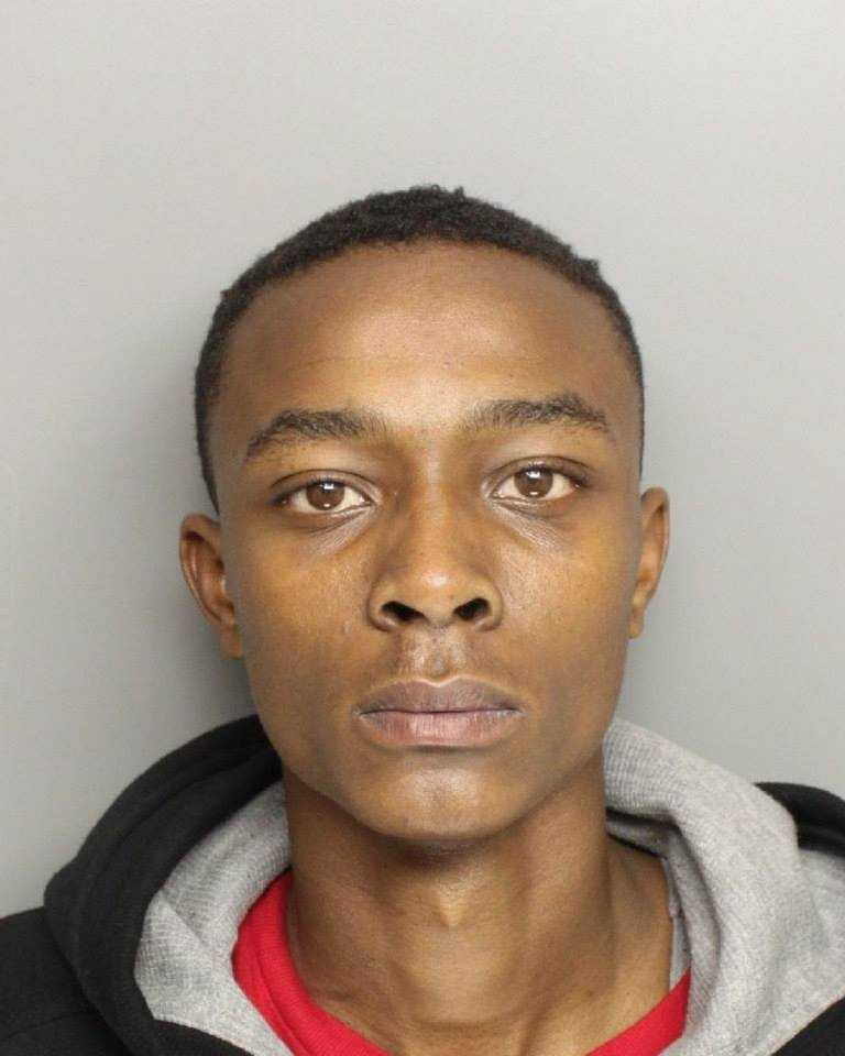 Jaylan Fair: charged with strong armed robbery and first-degree assault