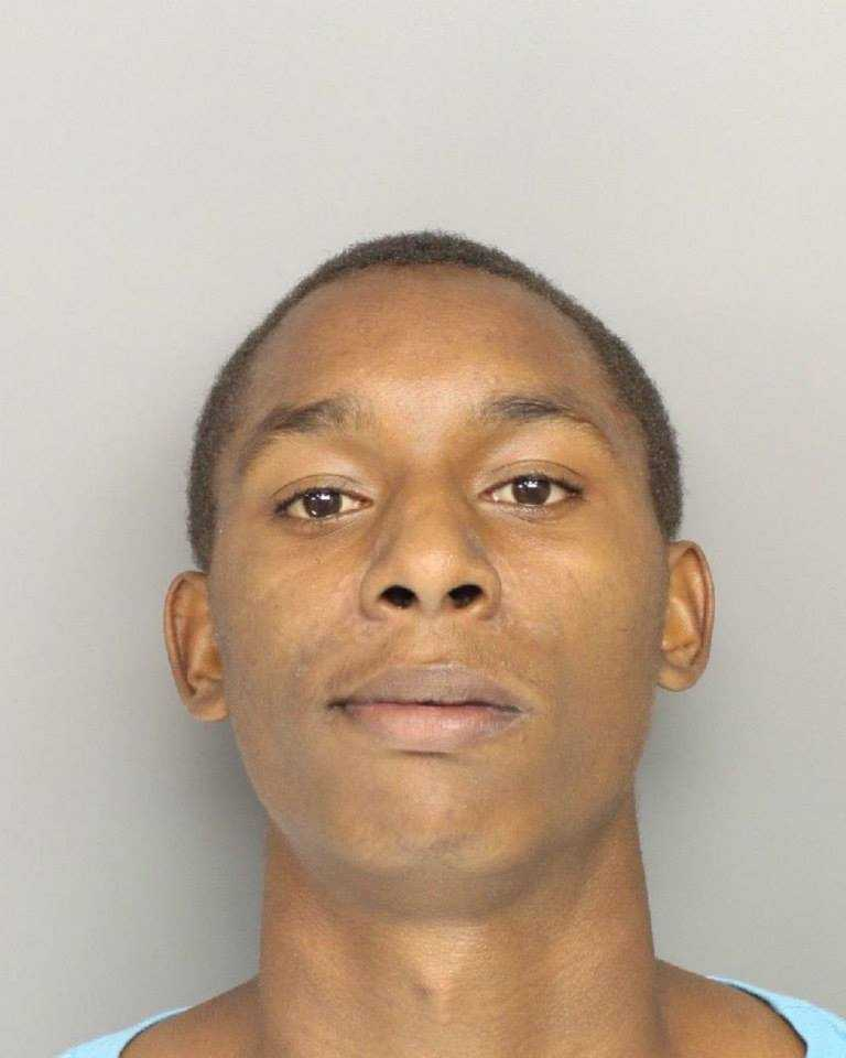 Frederick Irby: charged with strong armed robbery and first-degree assault