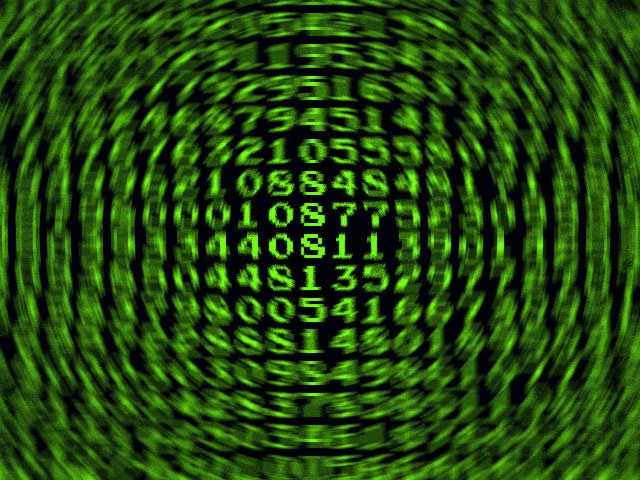 All of the 10,000 combinations of digits from 0000 through to 9999 were represented in the dataset.