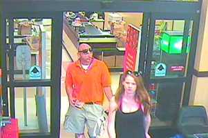 Spartanburg County deputies have released pictures of the people they believe are responsible for a burglary at a storage unit.