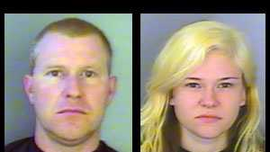 Daniel and Megan Allen: Daniel is charged with murder&#x3B; Megan is charged with accessory to murder.