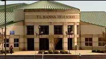 T.L. Hanna High School