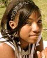 Emerald Martin was last seen in Greenville on June 30, 2013. The website says she may still be in the area. She was born on March 8, 1998.