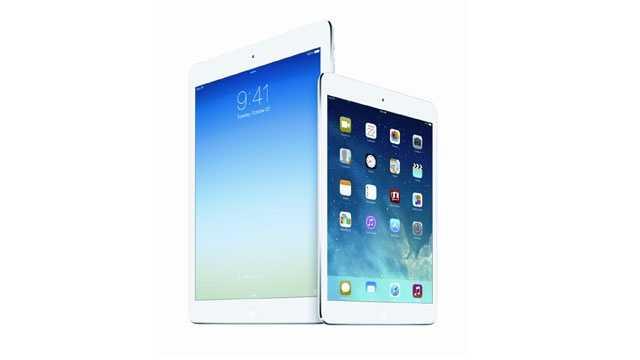 iPad Air, iPad Mini