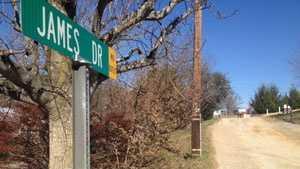 James Drive double homicide