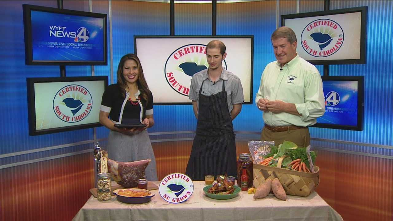 Chef Kevin Chisholm of Bacon Bros. gives preview of food