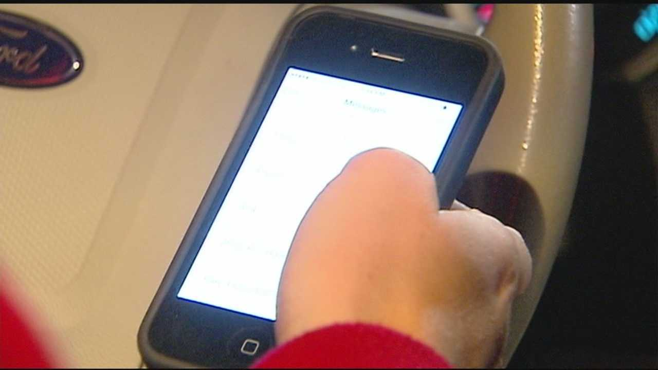 It could soon be illegal to use your phone while driving in Greenville as the city considers a new distracted driving law.