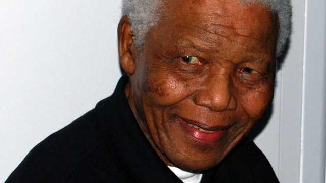 Nelson Mandela 90th birthday