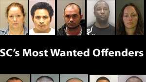 "Department of Probation, Parole and Pardon Services needs help finding the following fugitives. The fugitives are the ""Most Wanted"" offenders on the Department of Probation, Parole and Pardon Services website."