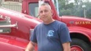 Branchville Fire Chief Alan Oakley