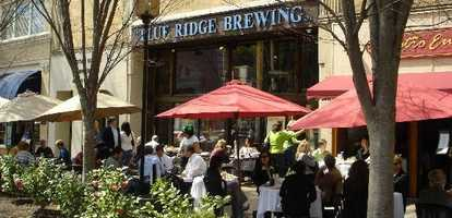 Blue Ridge Brewing, Greenville: Restaurant Website
