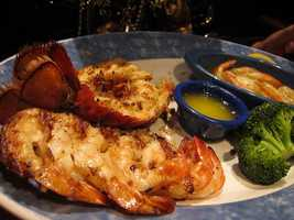 Red Lobster, Greenville, etc.: Restaurant Website