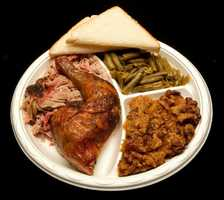 Bucky's BBQ, Greenville and Fountain Inn: Restaurant Website