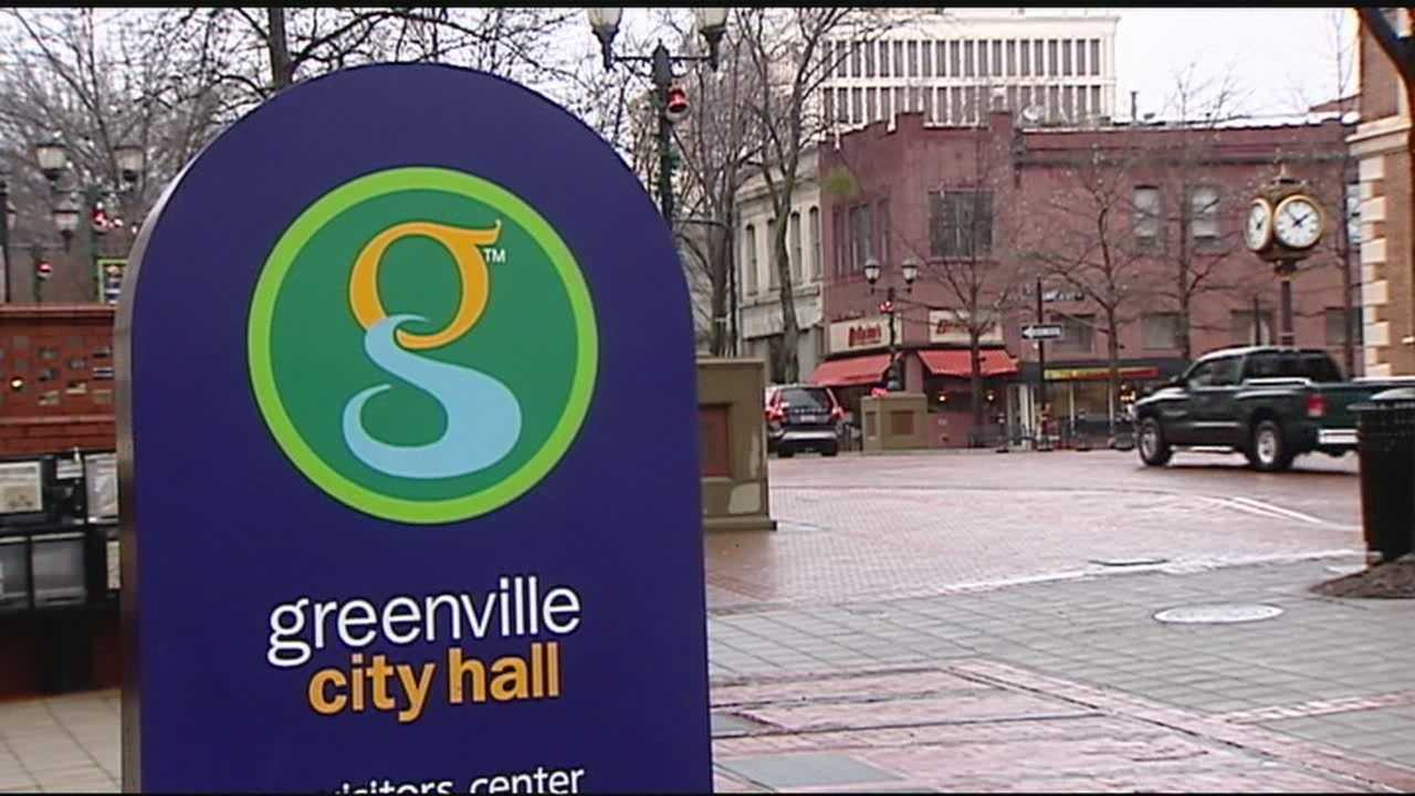The city of Greenville is seeking the public's input on a proposed distracted driving ban.