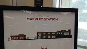 Markley Station