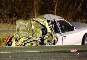 A 32-year-old man was killed in a crash Thursday night. To read more click here.