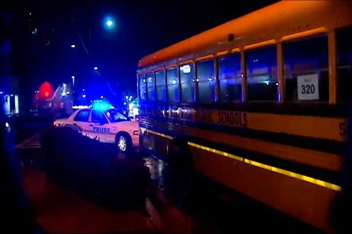 A Greenville County School bus was involved in a wreck Monday morning. To read more, click here.