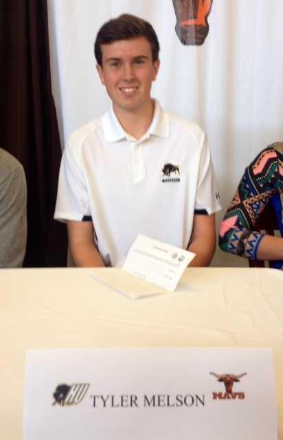Tyler Melson (Mauldin, Soccer) - Harding University