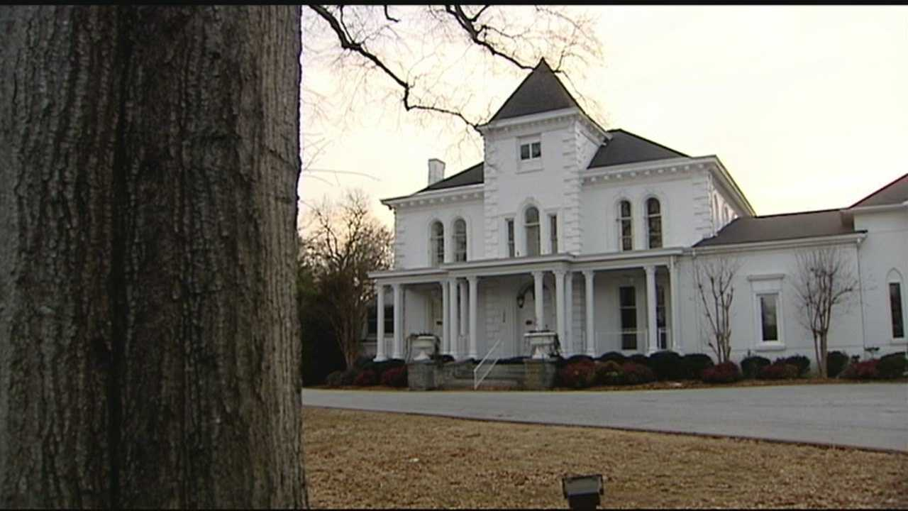 Historic Wilkins House may be moved