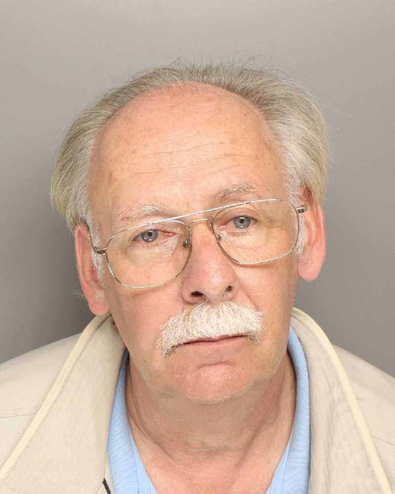 Richard Paul Holmberg: Arrested in prostitution bust