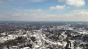 snow from sky 4