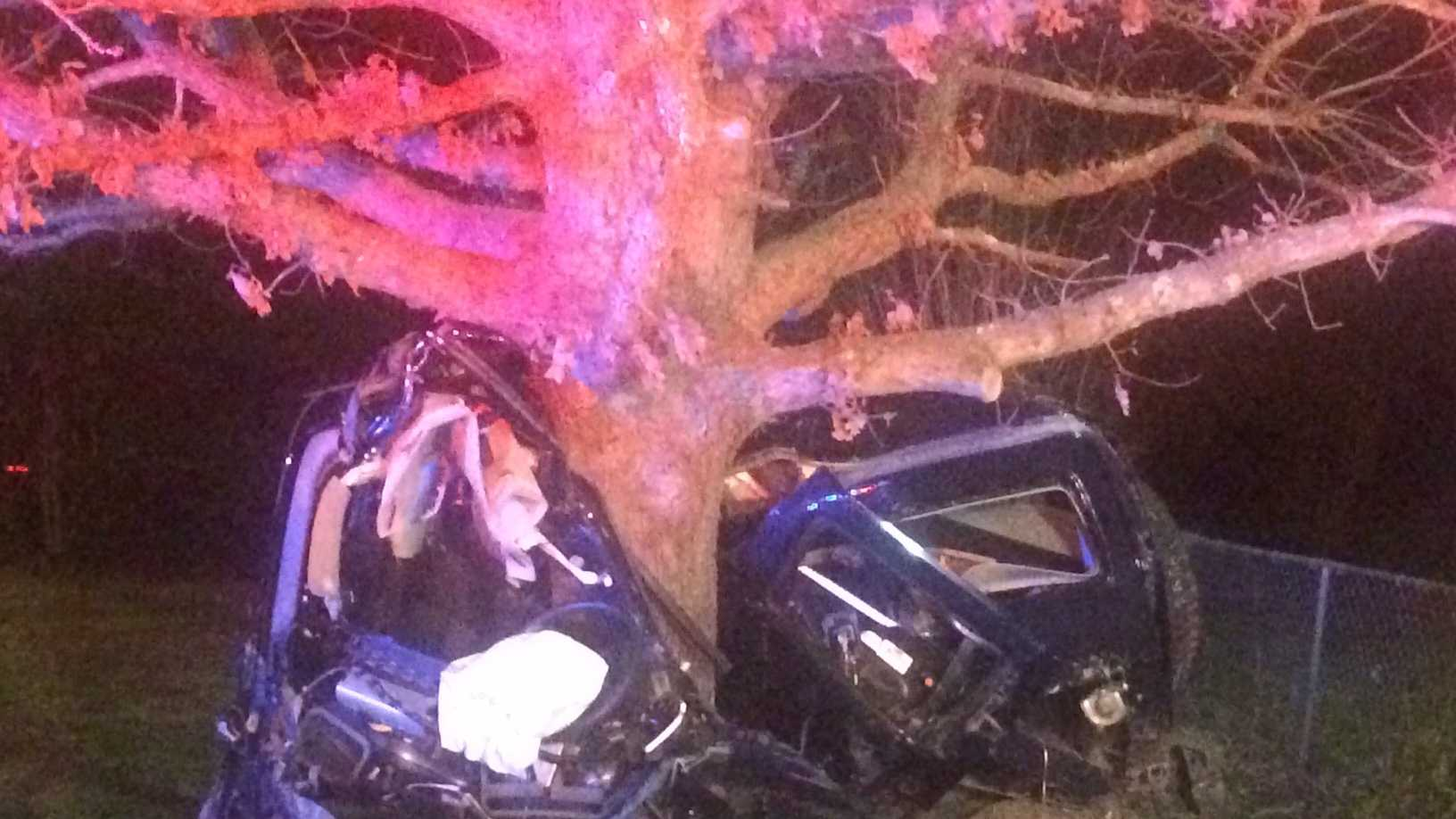 Anderson County Fatal Crash