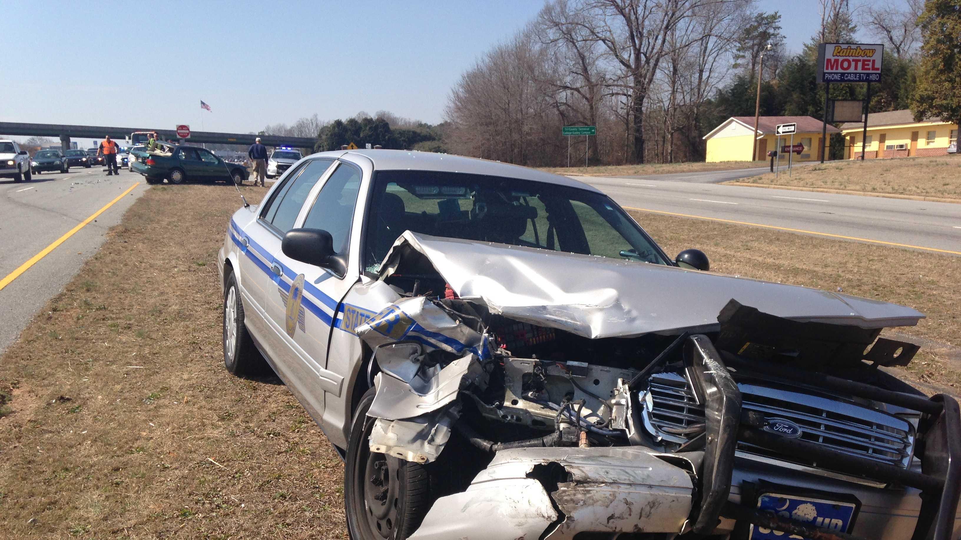 trooper involved wreck