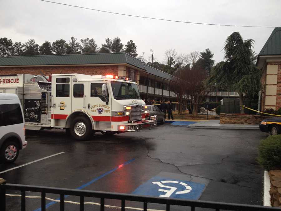 An explosion at a Greenville County motel early Monday morning left one person dead, according to the Greenville County Coroner Jeff Fowler.