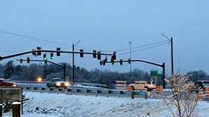 Hendersonville Snow