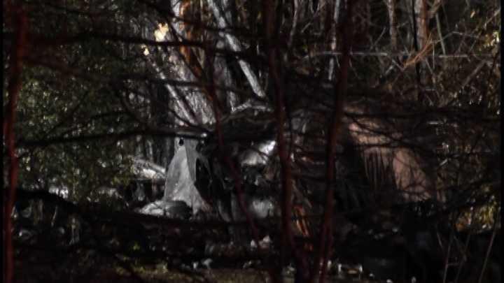 Hartsville Plane crash