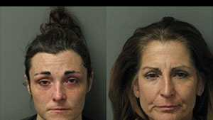 Carrie Leigh Tyner, Margaret Frances Morrow: charged with misprision of a felony