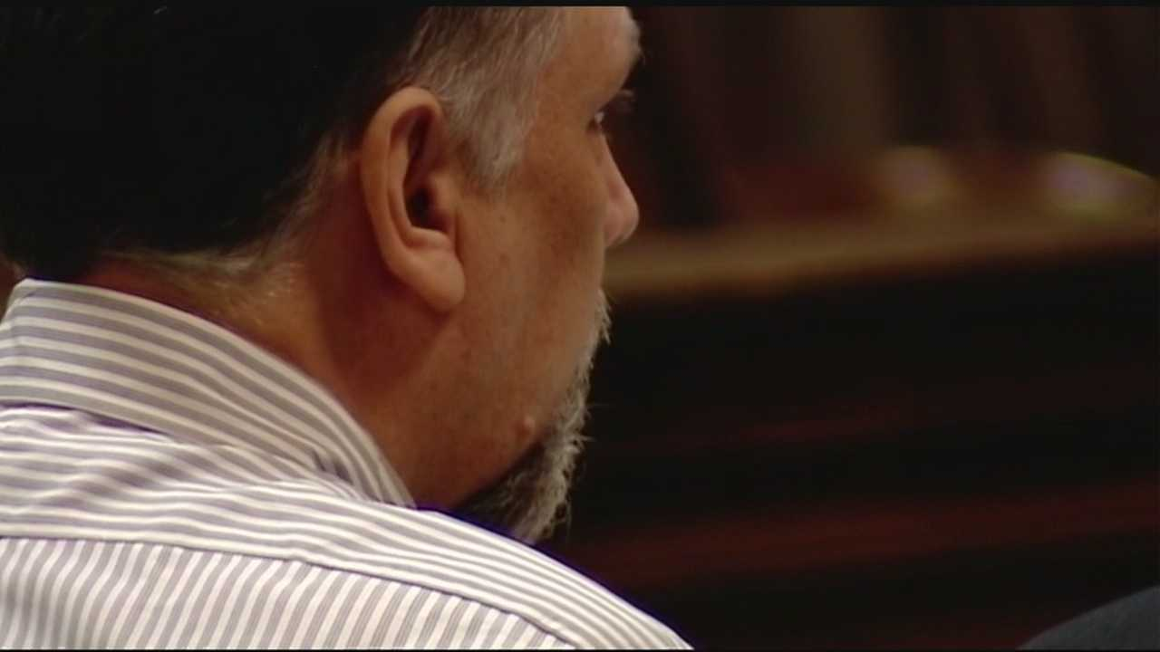 Prosecution rests in the penalty phase of the Ricky Blackwell trial