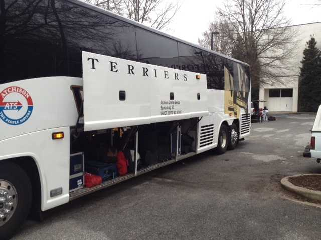 The Wofford Terriers are headed to the NCAA tournament.