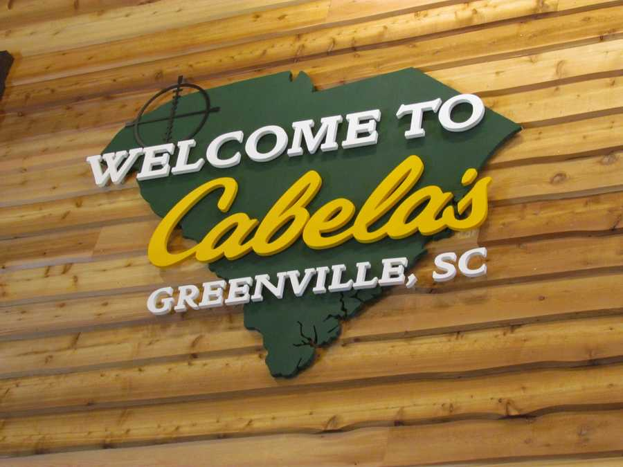 The new Cabela's will have a weekend-long grand opening, with celebrity appearances, family events, giveaways and more.