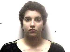 Crystal Howell: Accused of killing her father