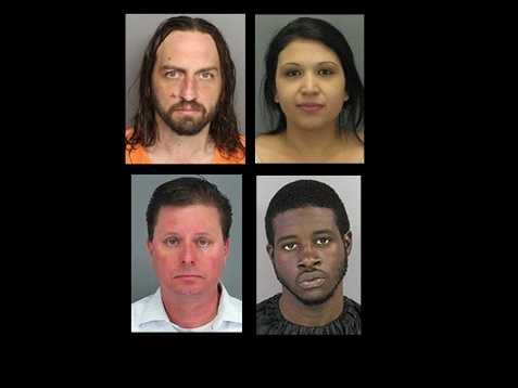 To see the mugshots from March, click HERE.