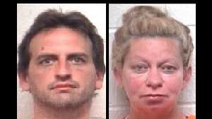 Ronnie and Tricia Stewart: Accused in connection to jewelry store scams