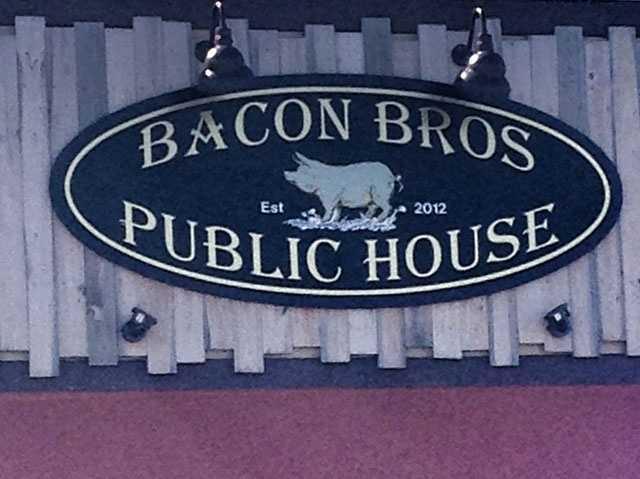 Bacon Bros Public House, Greenville (6 nominations)