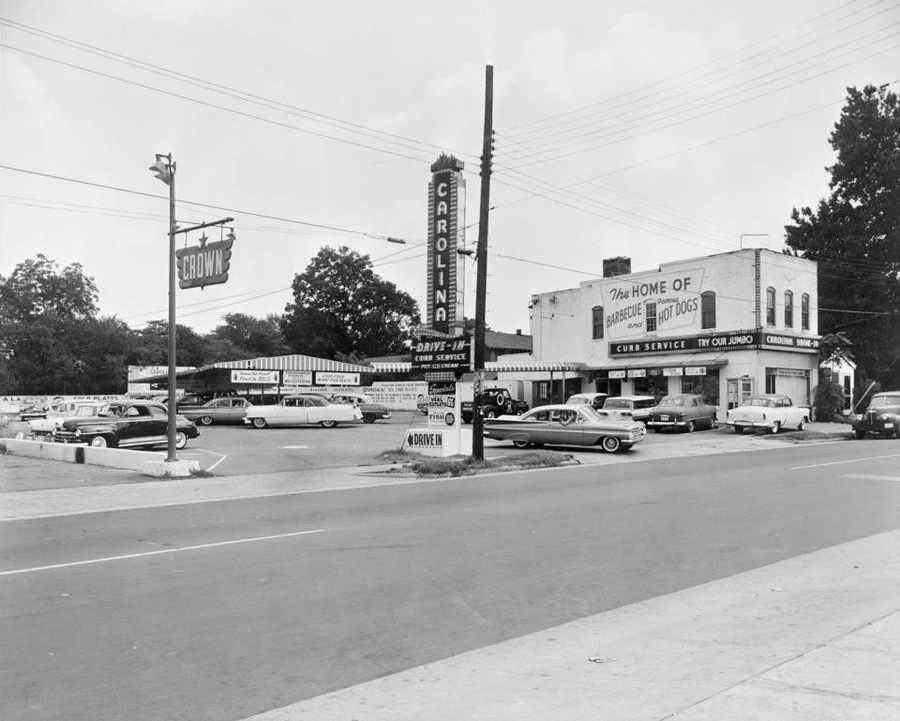 Carolina Drive In, Buncombe Road (5 nominations)