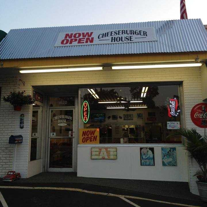 Cheeseburger House, Greenville (8 nominations)